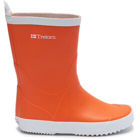 Tretorn Wings Rubber Boots Orange